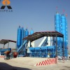 High Performance Concrete batching plant HZS100