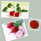 Natural plant extract radish red pigment powder
