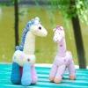 hand crochet toy horse