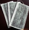 nonwoven 3ply face mask