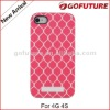 In Mold Decoration cell phone case for iphone