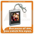 Hot selling Mini digital pictuer keychain, all kinds of design provided