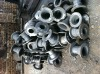 Casting ductile iron pipe fittings