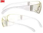3M Virtua Protective Eyewear, 11329 Clear Anti-Fog Eyewear Lens, Clear Temple 20 ea/case
