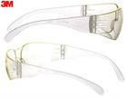 3M Virtua Protective Eyewear, 11329 Clear Anti-Fog Eyewear Lens, Clear Temple 20 ea/case