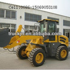 2T Wheel Loader with Cummins Engine EPA