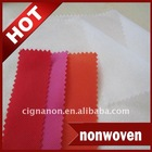 nonwoven air filter fabric