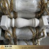 high polished natural indoor stair railings(good price)