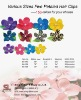 3 Size Newest Flower Hair Bows 153 color avalable