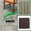 Wood Plastic tile