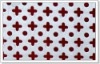 slotted hole punched sheet metal