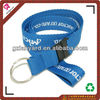 100% plyester lanyard/strap,sample and design free!