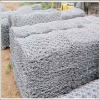 (low carbon steel wire) gabion box, stone cage