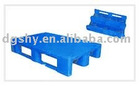 good quality single-sided plastic pallet