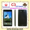 6.0 inch Android phone C3 With MTK6577
