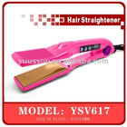 Digital hair electric iron