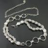 2011 new design wholesale women crystal fashion belt