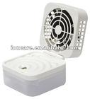 Wind-Mist USB Mini Mist Fan with Aroma Diffuser & LED Nightlight