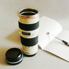 1:1 Scale EF 70-200mm L Lens Thermos Mug Cup Coffee China