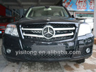 High quality Front Grille for Mercedes Benz GLK 450 using,chrome grille