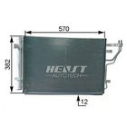 Car Condenser 97606-1H000 for HYUNDAI