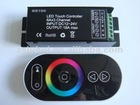 2012 newest rf led rgb controller with touch for rgb led strip