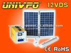 Portable DC Solar Lighting System