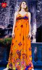 ROPE-1129 casual maxi dress