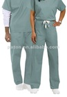 2012 new design medical uniform MU-08