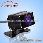100% waterproof backup car camera with 0.2 Lux