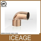 90 degree copper elbow, short radius FTG X C
