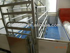 1.8*2.4m Overall Hot-dip Galvanized Sow Farrowing Crate