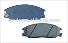 AUTO BRAKE PAD 58101-26A20 HP HP7293 for SANGYONG HYUNDAI HONDA LADA AUTO FRONT AXLE BRAKE PAD WITH ASBESTOS