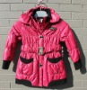 Fashion girl's winter jackets&coats ,children winter coats