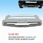 FRONT BUMPER GUARD FOR HYUNDAI SANTAFE SPORT 2010 GOOD QUALITY