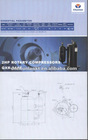 Compressor for air conditioner