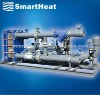 HVAC-intermediate heat exchanger Substation