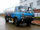 170HP sewage suction truck