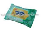 refresh wet tissue