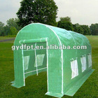 4X2X2.15M big greenhouse with PE mesh fabric