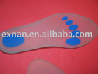 silicon shoe insoles