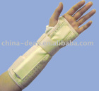 DA135-5 Leathered Magnetic Wrist Splint