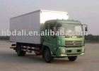 Dongfeng DALI transports a car