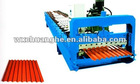 800 shutter door roll forming machine