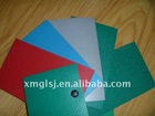 colorful rubber pvc flooring mat/sheet/tile for ground
