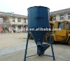 High-efficiency vertical powder mixer