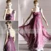 Coniefox 2012 Latest Sexy Purple Lady Dress 80882