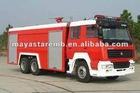 Steyr 6*4 Fire Water Truck