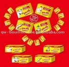 QWOK Brand Series 10g/pc Halal Bouillon Cube