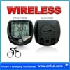 WIRELESS BICYCLE COMPUTER SPEEDOMETER BIKE CYCLE METER